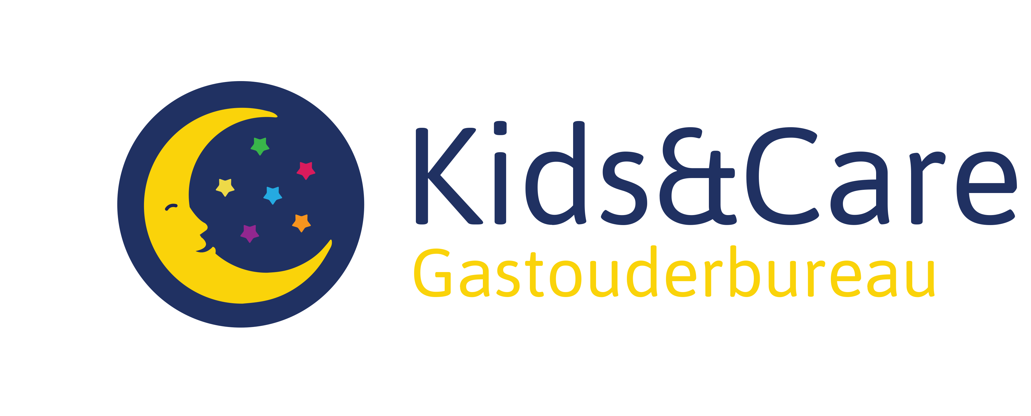 Logo Kids & Care gastouderbureau